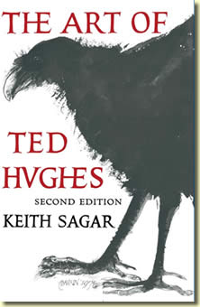cover - The Art of Ted Hughes